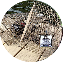 lake traps and gear