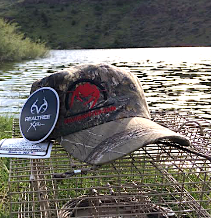 Crayster Field Researcher Realtree Camo Hat