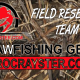Crayster Field Researcher Boat or Window Sticker